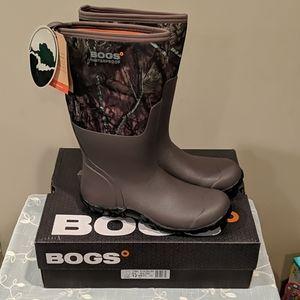 Bogs Realtree Mossy Oak Boots